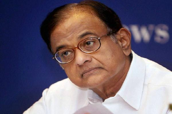 chidambaram may have action on gold scheme government issued signals