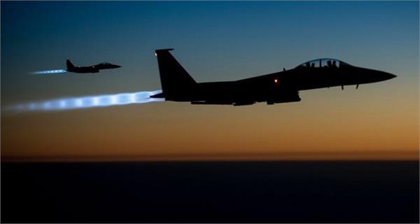 libya 2 terrorists killed in us air strikes
