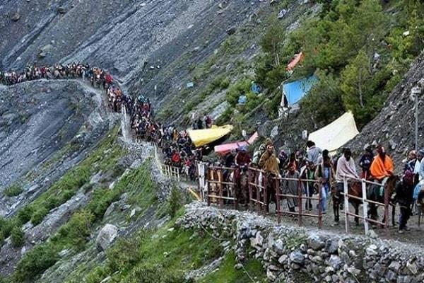 guidelines issued by gujarat government for amarnath pilgrims