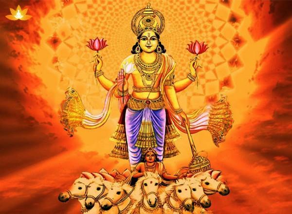 surya darshan on sunday