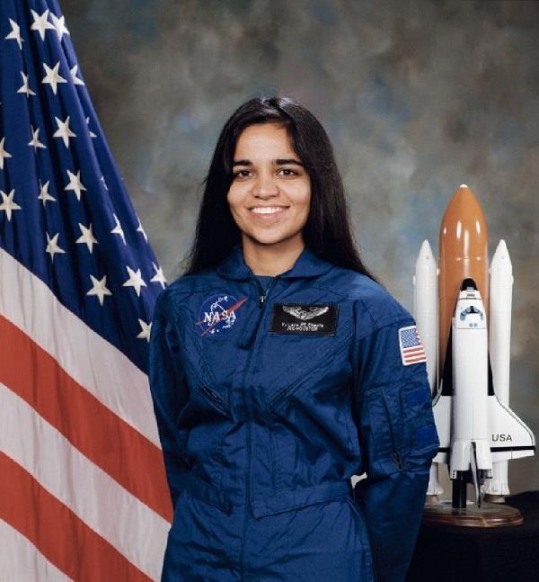 बचपन में ही देखा था उड़ान भरने का सपना, यूं पूरा किया अंतरिक्ष का सफर