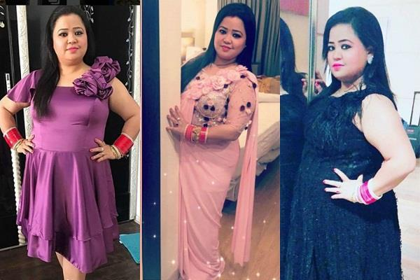 bharti singh stunning looks after marriage