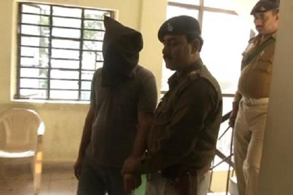 jharkhand second incident of misbehavior with minor