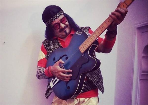 kailash vijayvargiya rockstar look