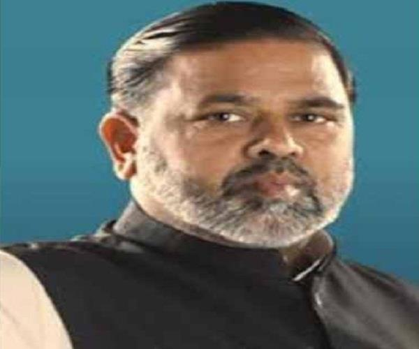 black money was accused of white on former mlc of bsp