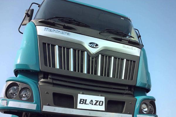 mahindra s heavy trucks will be selling records