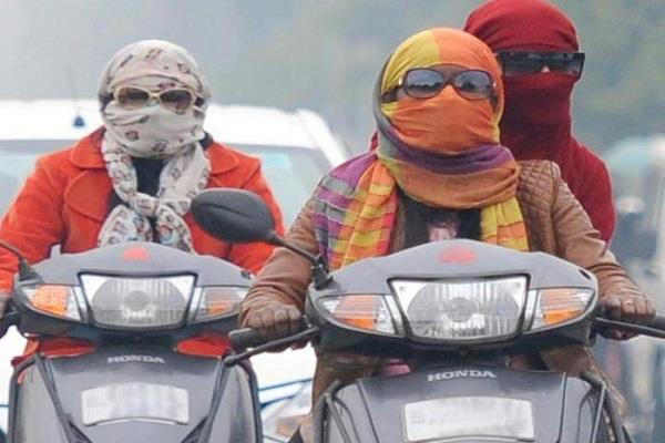 hc rebuke on women not wearing helmet