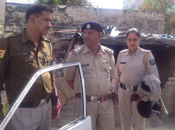 himachal police took the boy brother in law and sister