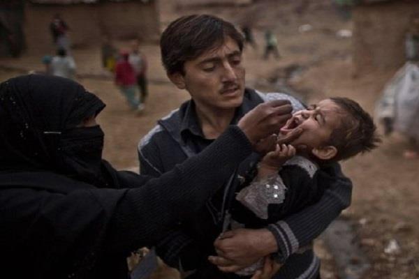 terrorist attack on polio team in pakistan