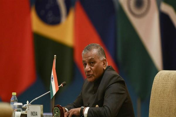 doklam dispute is not new matter vk singh