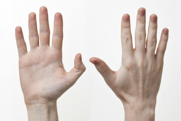 astrology about fingers