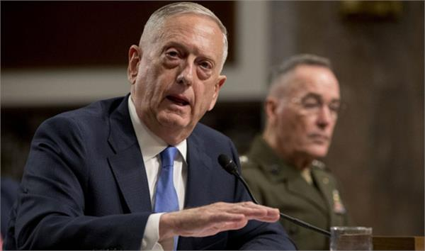 pentagon chief says keeping iran nuclear deal is in u s security interest
