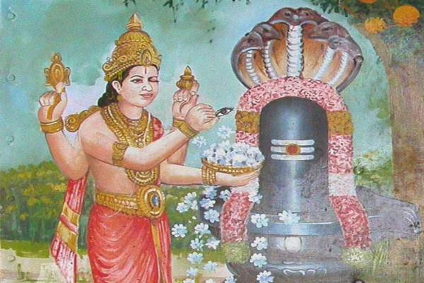 lord shiva and vishnu ji story