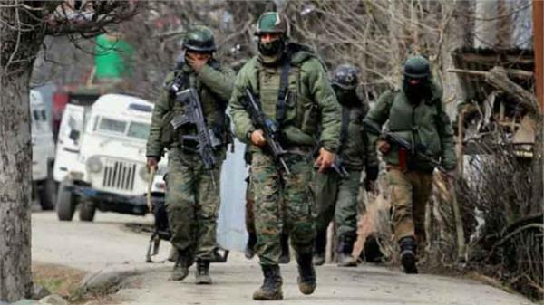 khanmoh encounter body of third militant recovered