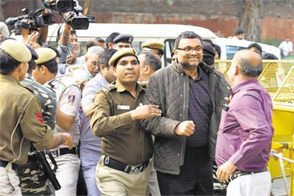 inx media case supreme court to hear karti s new petition tomorrow