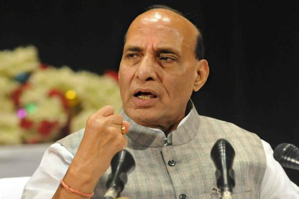 rajnath singh has said that the industry has become cyber crime