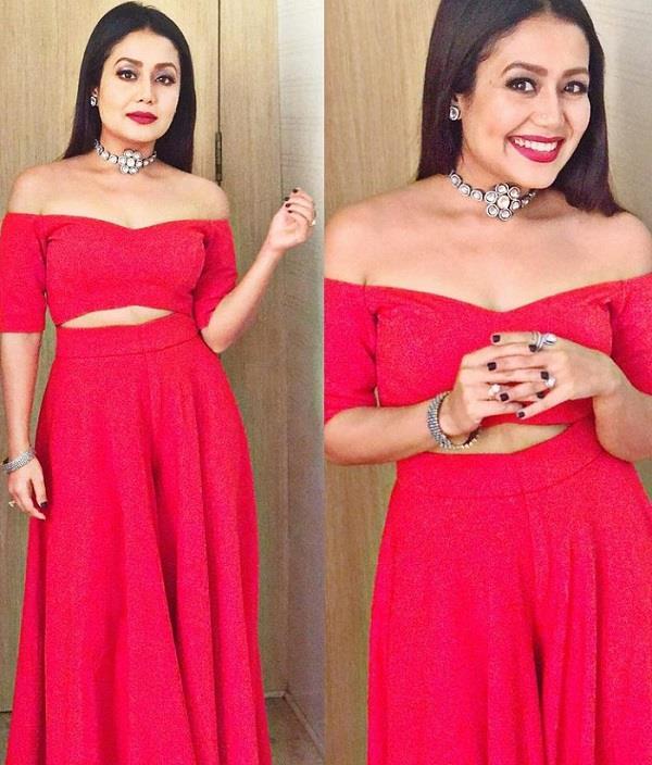 neha kakkar these dresses are best for short height girls