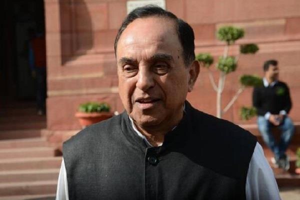 subramaniam swami told lenin terrorist