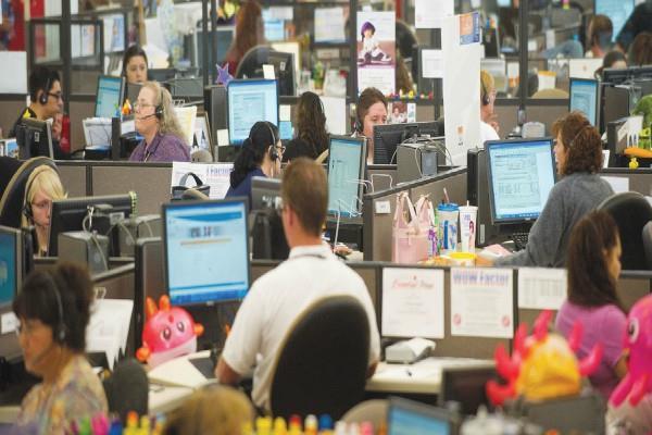 call center jobs will affect
