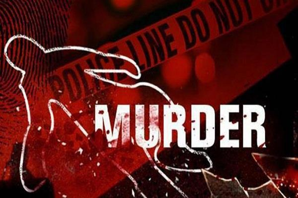 the murderer was done in the affair of the girlfriend the murder of shamsher
