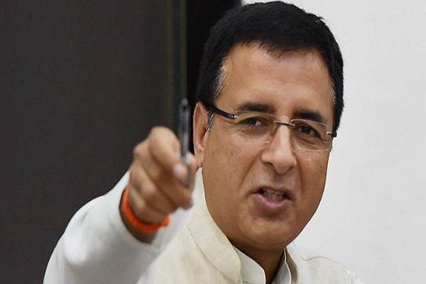 congress cbse narendra modi randeep singh surjewala
