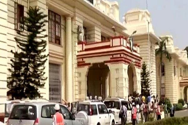 opposition demand of arrest of chief secretary