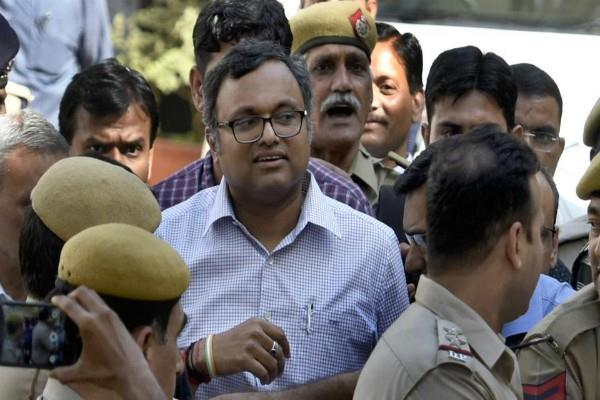 inx media case karti chidambaram gets bail from high court