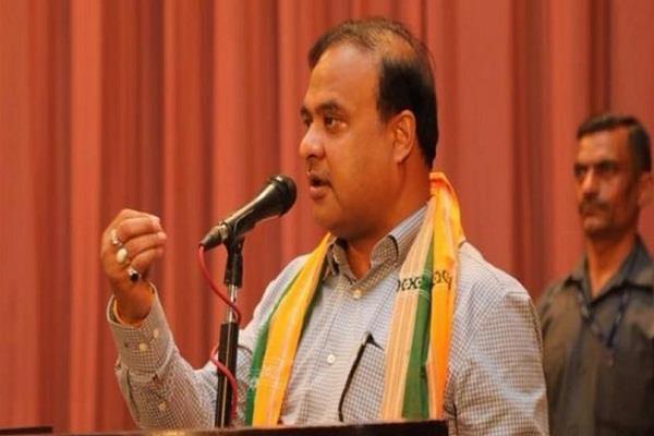 राजनीति में शाह पीजी तो राहुल अभी नर्सरी के छात्र हैं: हेमंत - assam hemant  vishwa sharma bjp amit shah rahul gandhi