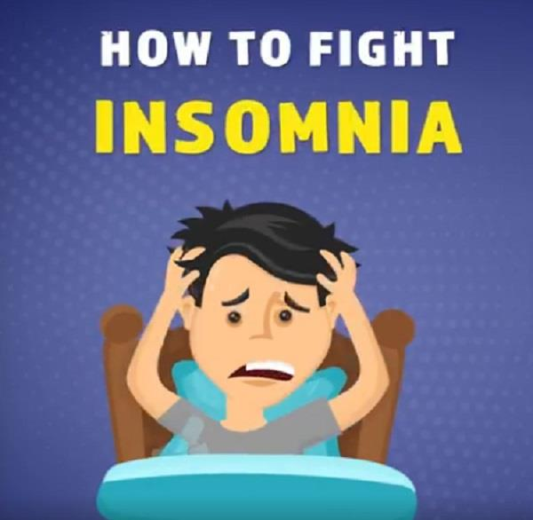 how to fight insomnia