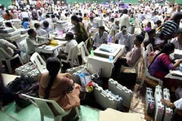 cctv monitoring will be held on march 14 by the lok sabha by poll vote