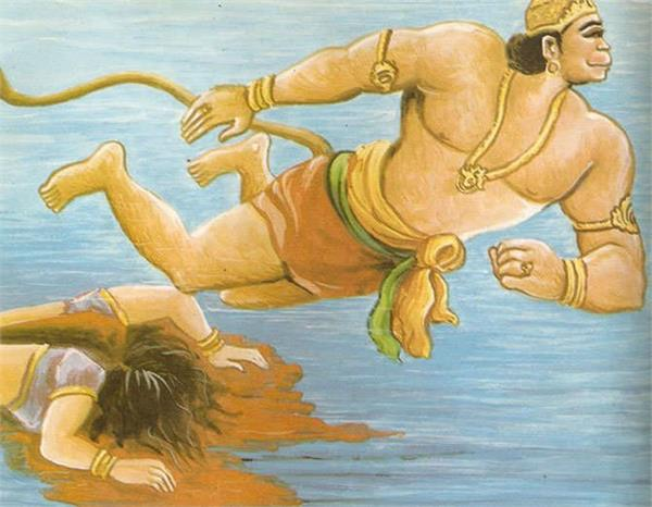 these monsters have a special role in ramayana