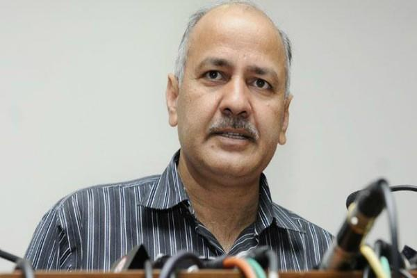 sisodia talks on the issue of sealing congress support to aap