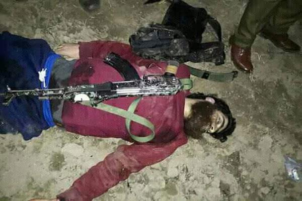 one of the three terrorists killed in anantnag encounter from hyderabad