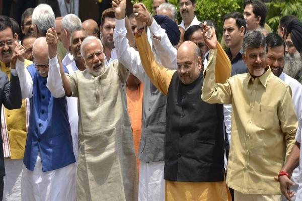 13 parties were made of nda