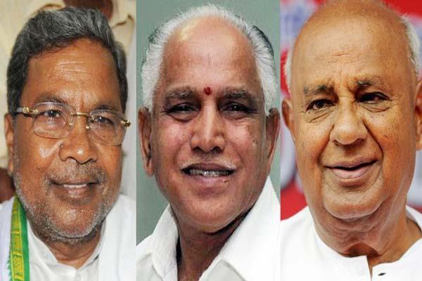 karnataka assembly elections siddaramaiah yeddyurappa h d devegauda
