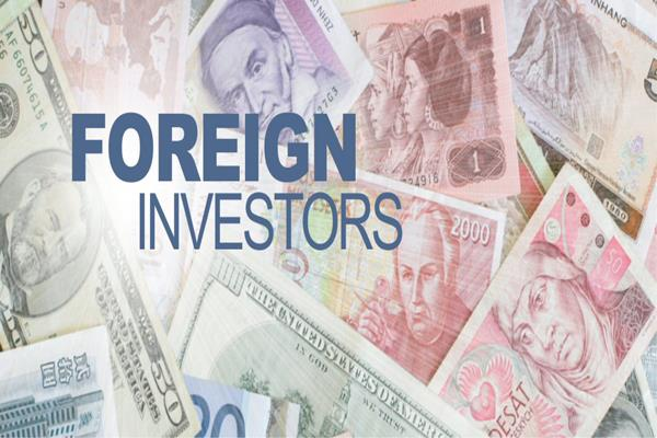 foreign investors pulled out 11 billion pounds in february