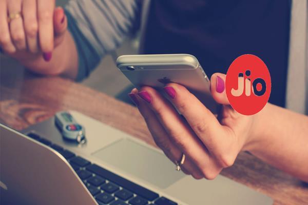 jio won the award free 10gb data getting customers
