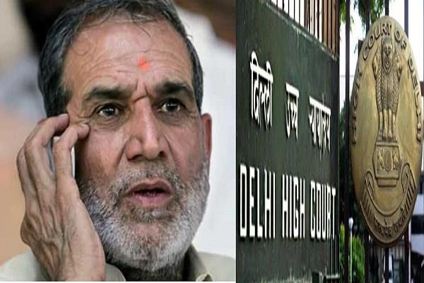 sikh riots delhi hc notice issued to sajjan kumar