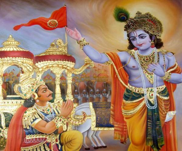 gyani puran devotee never gets away from spiritual contact