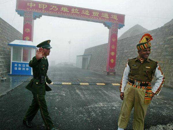 chinese army will also learn hindi curved course
