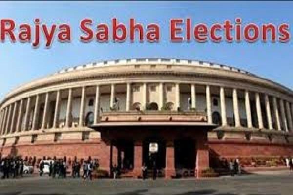congress rajya sabha election rajeev sukla rahul gandhi