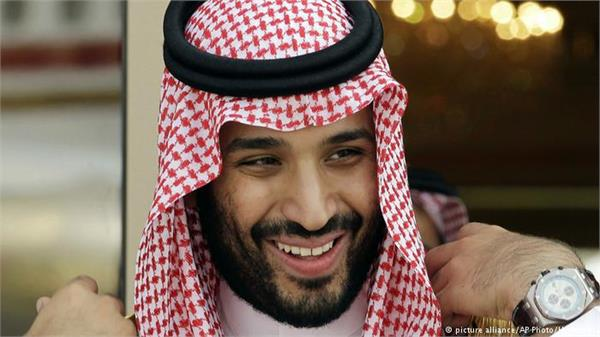 crown prince of saudi arabia visits white house