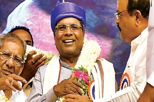 rahul gandhi siddaramaiah lingayat congress bjp
