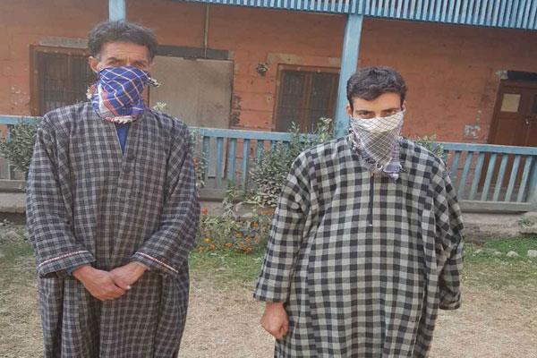 drug pedler arrested in kashmir