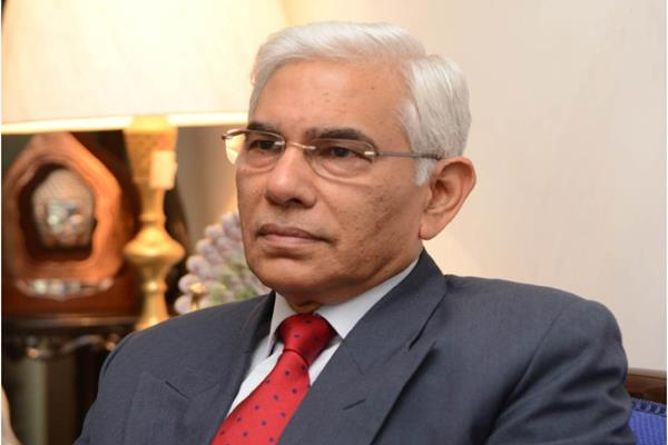 enjoyed strong rapport with govt fm vinod rai