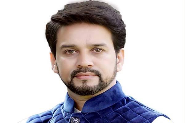 anurag said hamirpur will be built parliamentary area in health facility