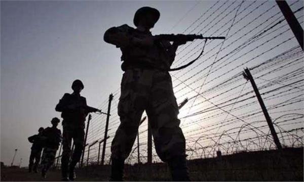 pak violate cease fire in poonch