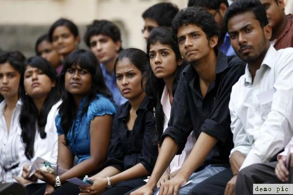 about 24 per cent of graduate youth in rural india unemployed