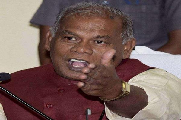 demand of jitanram manjhi