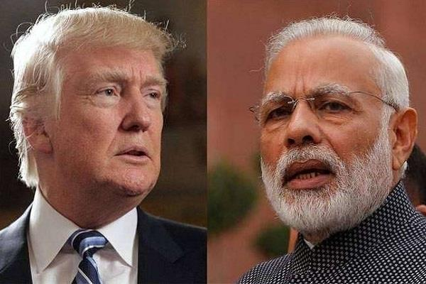 trump s threat to india if not less tax then these steps will be taken